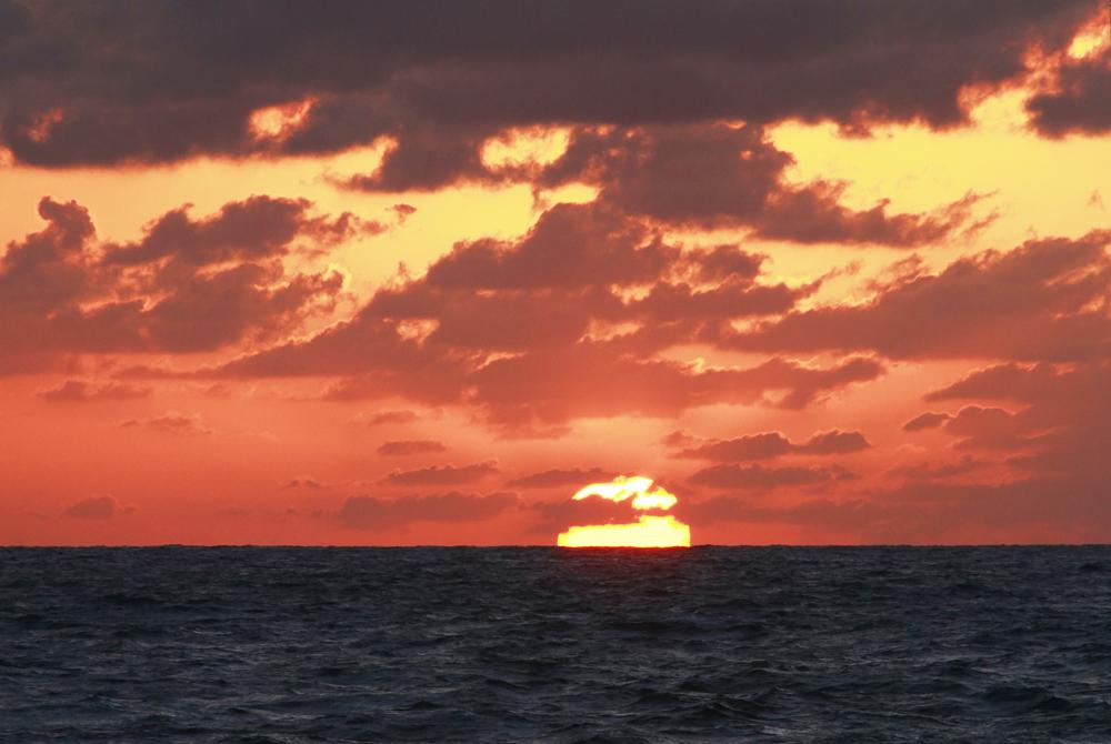 日が沈む聖地出雲